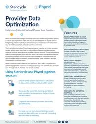 phynd provider data optimization thumbnail