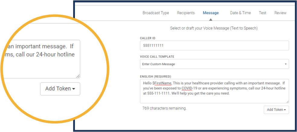 build-custom-messages