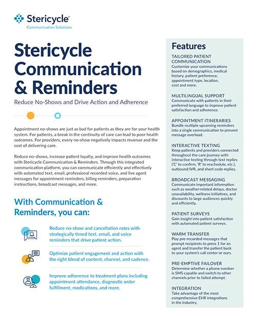 communicaiton reminders thumbnail